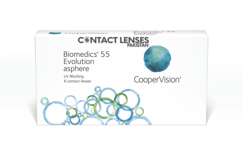 Biomedics 55 contact lenses price in pakistan