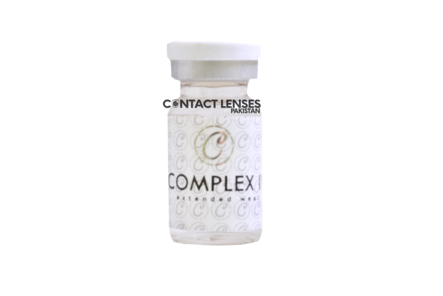 Complex iv or 4 contact lenses price in pakistan