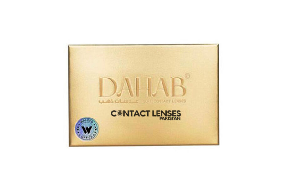 Dahab Gold Lenses price in pakistan