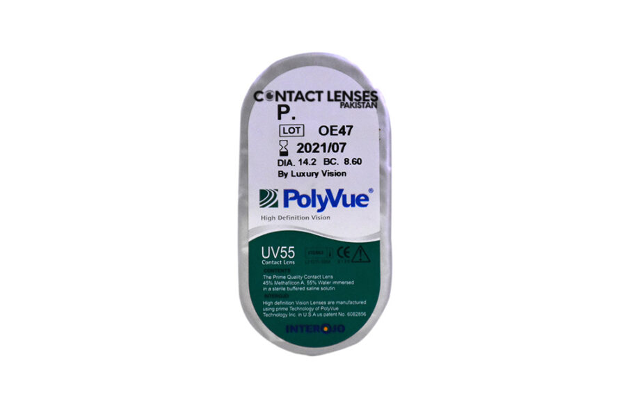 Polyvue Contact Lenses