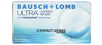 Bausch and lomb Ultra contact lenses price in pakistan