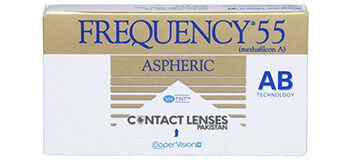 Frequency aspheric lenses