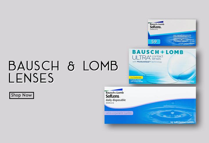 Bausch & Lomb Lenses